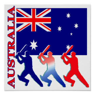 Poster de Australia del grillo
