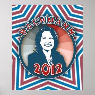 Poster de Bachmann en 2012