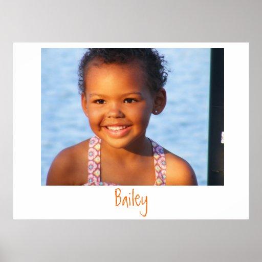 Poster de Bailey