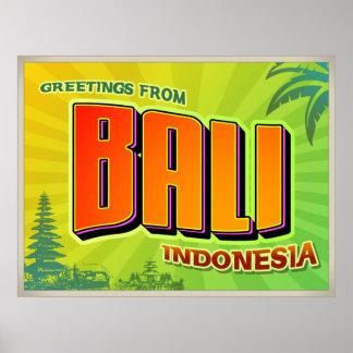 Poster de BALI