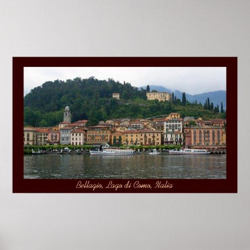 Poster de Bellagio