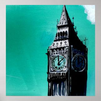 Poster de Big Ben