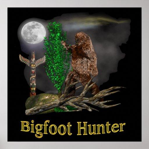 poster de Bigfoot
