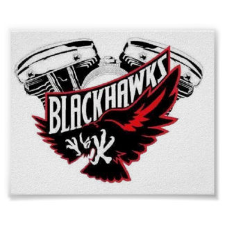Poster de Blackhawks