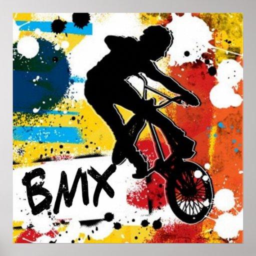 Poster de BMX
