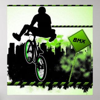 Poster de BMX Póster
