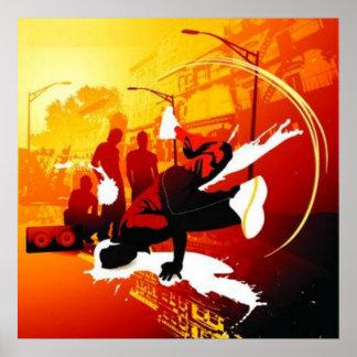Poster de Breakdance Póster