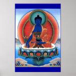 Poster de Buda de la medicina