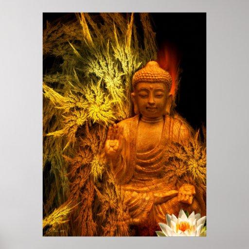 Poster de Buda Póster