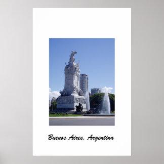 Poster de Buenos Aires, la Argentina