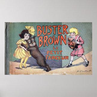Poster de Buster Brown