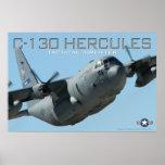 Poster de C-130 Hércules