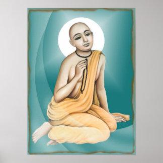 Poster de Caitanya Mahaprabhu