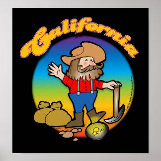 Poster de California 49er