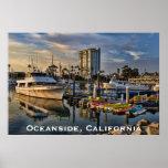 Poster de California de la costa