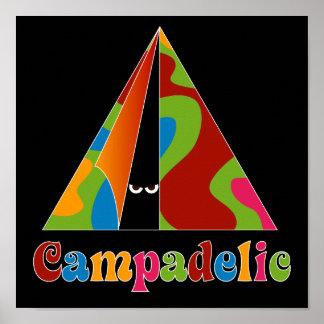 Poster de Campadelic