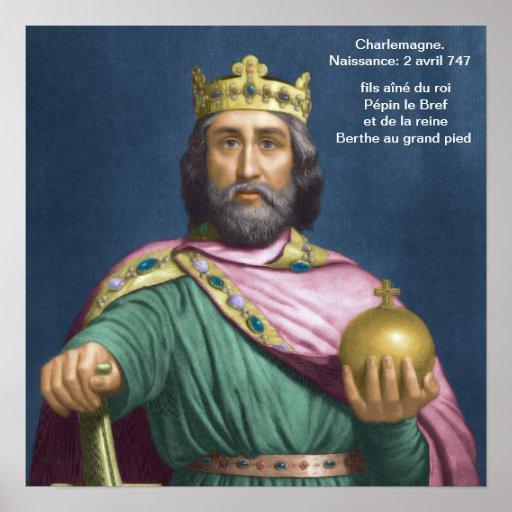 Poster de Carlomagno