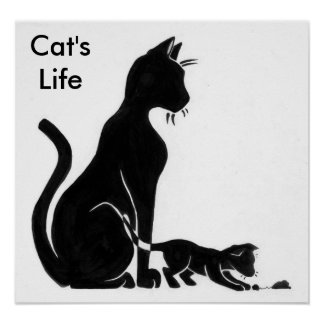 Poster de Cat'sLife
