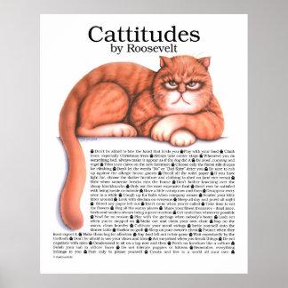 Poster de Cattitudes
