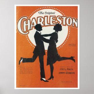 Poster de Charleston Póster