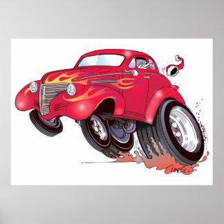 Poster de Chevy de Santa 39 Póster