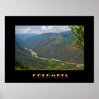 Poster de Chicamocha Colombia