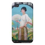 Poster de China de la visita iPhone 4/4S Carcasas