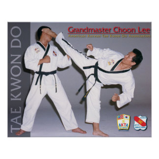 Poster de Choon Lee AKTA del Grandmaster