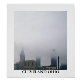 Poster de CLEVELAND, OHIO
