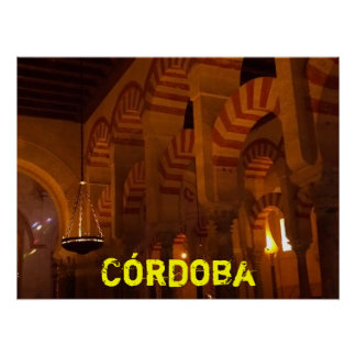 Poster de Córdoba Mezquita-Catedral España