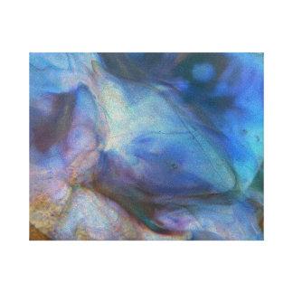 Poster de cristal de la impresión de la galaxia de impresion en lona