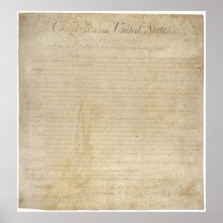 Poster de Declaración de Derechos