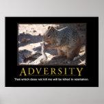 Poster de Demotivational: Adversidad