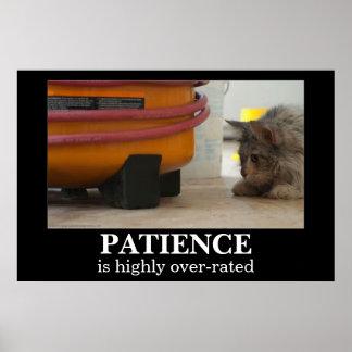 Poster de Demotivational del gato y del ratón de l