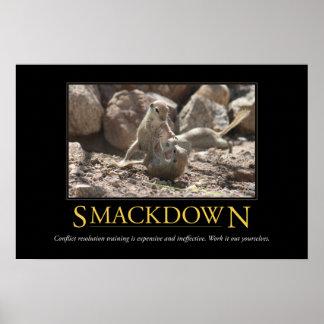 Poster de Demotivational: Smackdown Póster