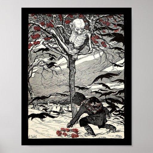 Poster de Der Tod im Baum Póster