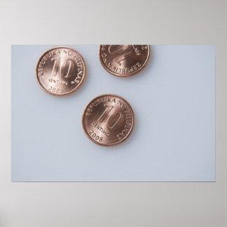 Poster de diez centavos 3