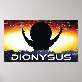 Poster de Dionysus - extra grande Póster