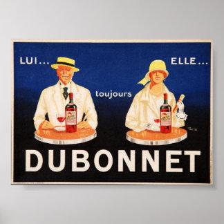 Poster de Dubonnet