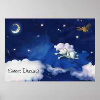 Poster de Ed de los sueños dulces