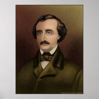 Poster de Edgar Allan Poe