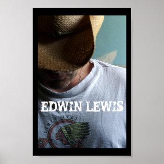 Poster de Edwin (promo CD)