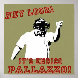Poster de Encrico Pallazzo