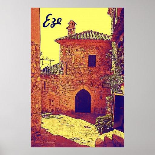 Poster de Eze