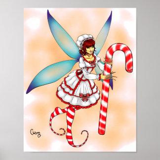 Poster de Fae del bastón de caramelo