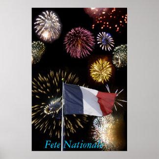 Poster de Fête Nationale