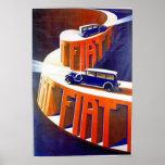 Poster de Fiat