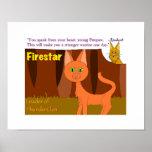 Poster de Firestar
