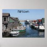 Poster de Fishtown Leland