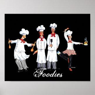 Poster de Foodies